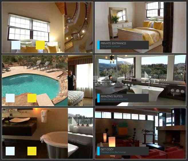 AE3036-商务类 酒店宣传片 图文视频展示