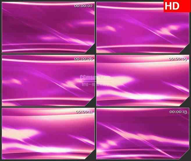 BG2005摘要颜色粉红色波纹光斑动态LED高清视频背景素材