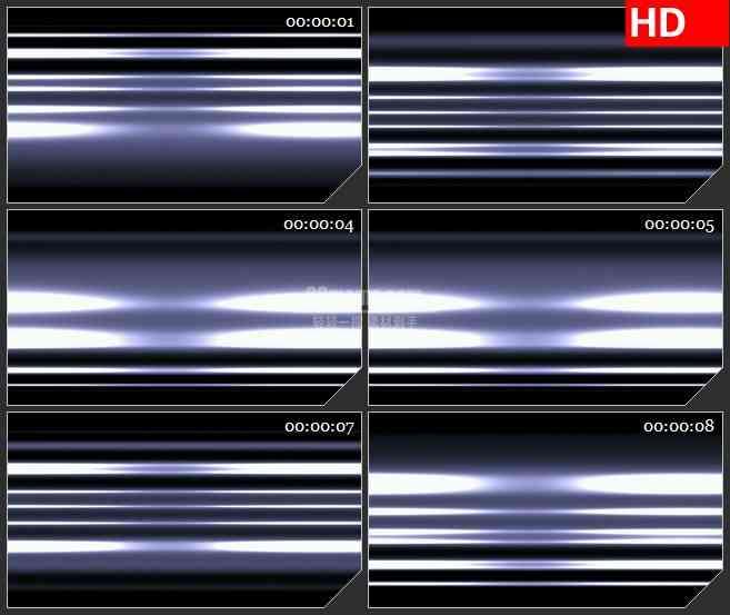 BG2321银齿轮旋压动态LED高清视频背景素材