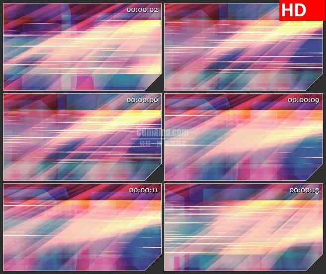 BG2385金色光线移动炫光高清led大屏视频背景素材