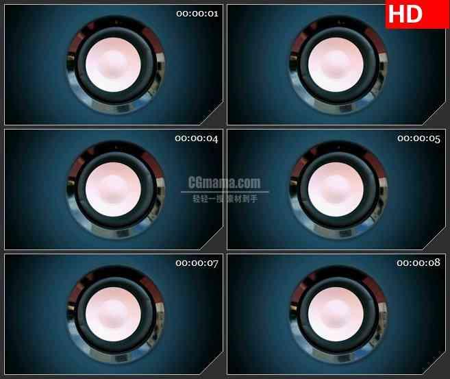 BG2537音箱低音振动高清led大屏视频背景素材