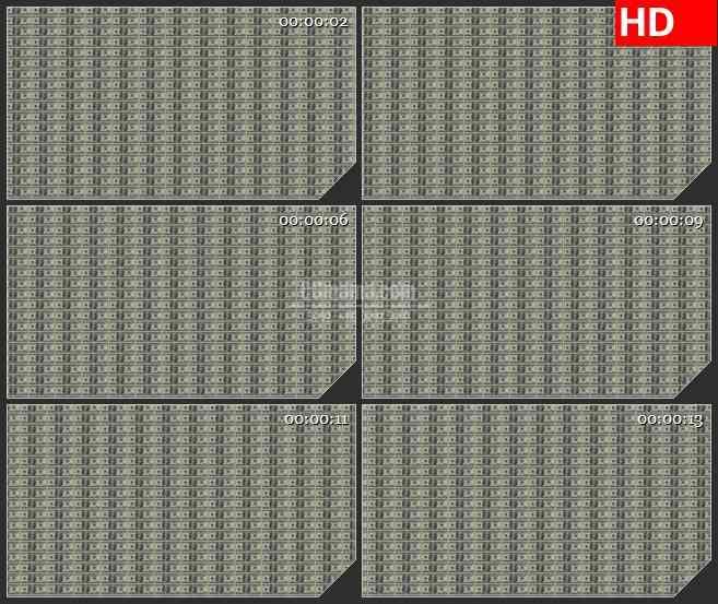 BG2756钱平面移动正视2高清led大屏视频背景素材