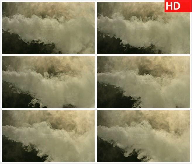 ZY1457水墨烟雾粒子高清特效视频素材