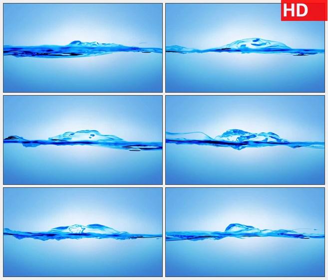 ZY1463水特效流体高清动画视频素材