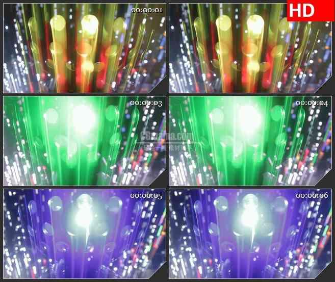 bg2883变化丰富的光束高清led大屏视频背景素材
