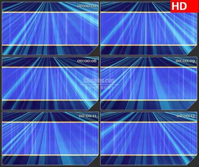 BG2932规律运动的扇形光线高清led大屏视频背景素材