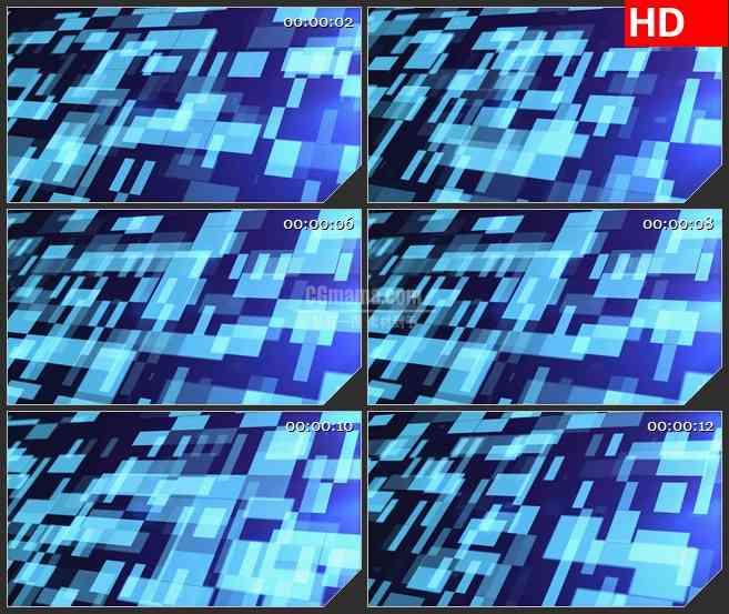 BG3021闪烁的科技光网高清led大屏视频背景素材