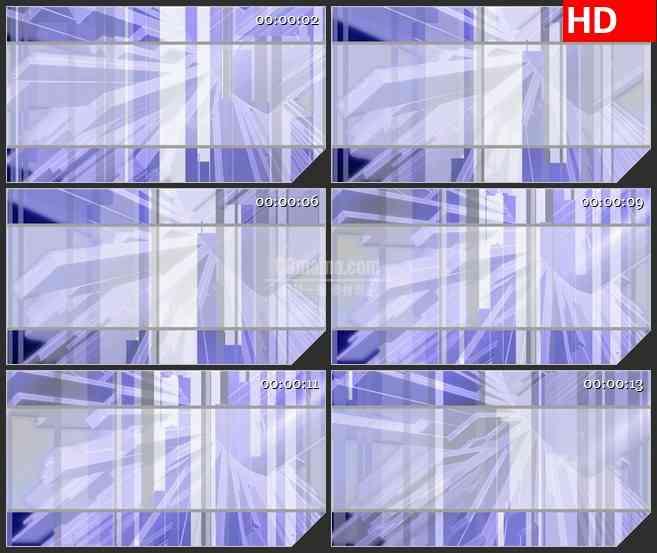 BG3081旋转的紫色涡轮高清led大屏视频背景素材