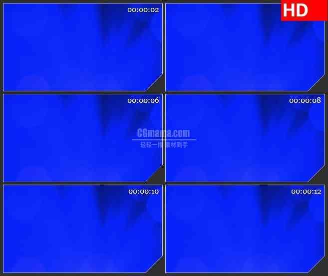 BG3167纯净深蓝色光幕led大屏背景高清视频素材