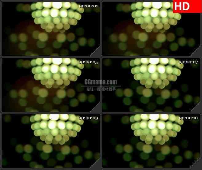BG3177迪厅灯光 闪动的舞光led大屏背景高清视频素材