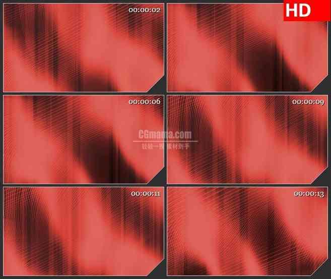 BG3208动态光背 红色光网led大屏背景高清视频素材