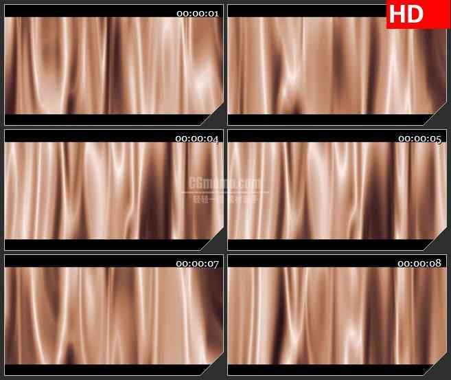 BG3227动态光背 棕色led大屏背景高清视频素材