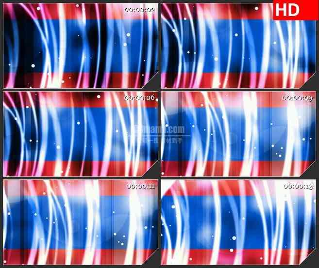 BG3235动态撞色光背 弧形光带led大屏背景高清视频素材