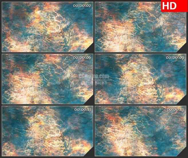 BG3356柔光下的岩石壁led大屏背景高清视频素材