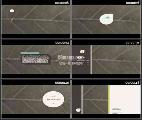 AE2002-电视娱乐频道包装