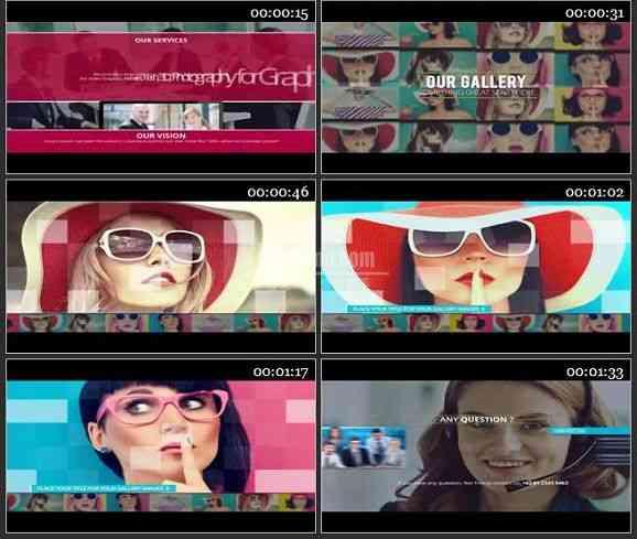 AE2006-商务类创新企业公司视频宣传
