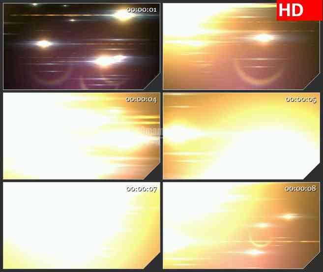 BG3445耀眼的镜头闪光灯led大屏背景高清视频素材