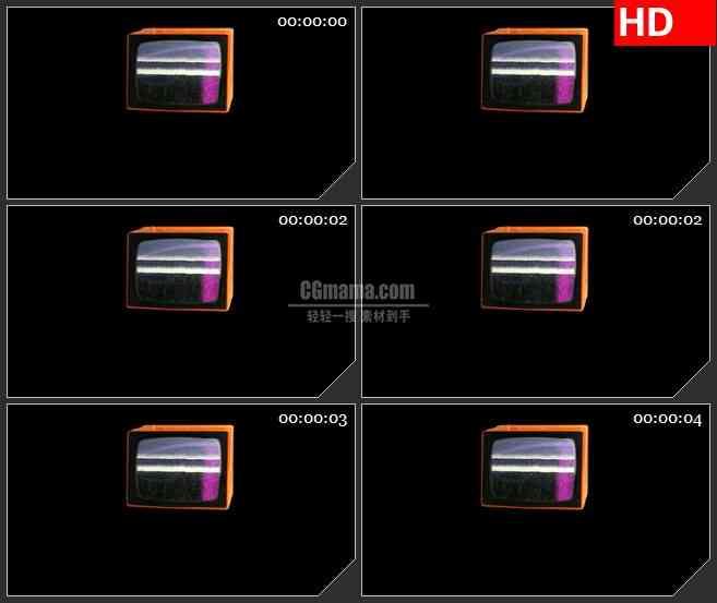 BG3504播放中的电视led大屏背景高清视频素材