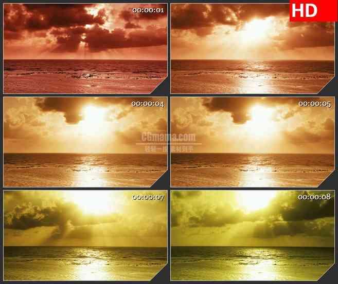 BG3608风云变化 自然景色led大屏背景高清视频素材