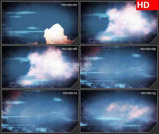 BG3610风云涌动led大屏背景高清视频素材