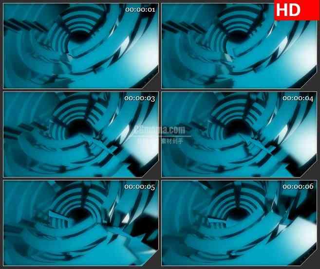 BG3830心形背景led大屏背景高清视频素材
