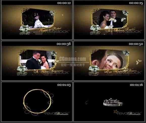 AE2236-幸福生活婚庆相册