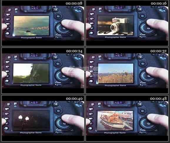 AE2461-相机快速拍照 相片展示