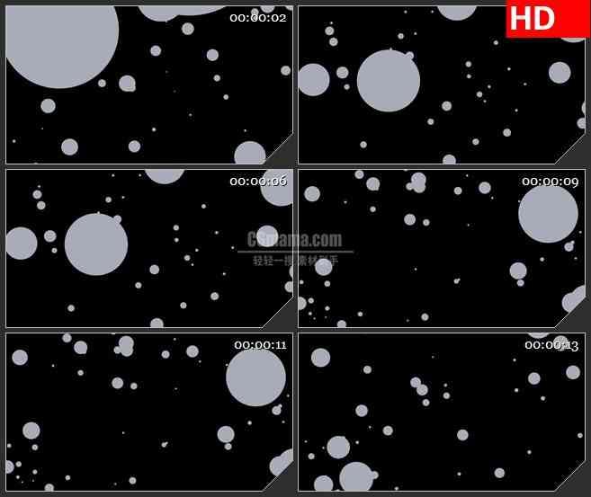 bg3860夜空点点星光led大屏背景高清视频素材