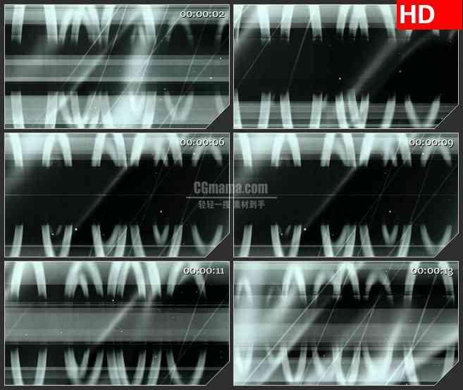 BG3901圆环运动led大屏背景高清视频素材