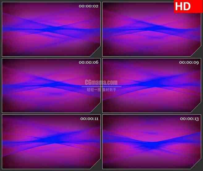 BG3932紫色动态光背led大屏背景高清视频素材