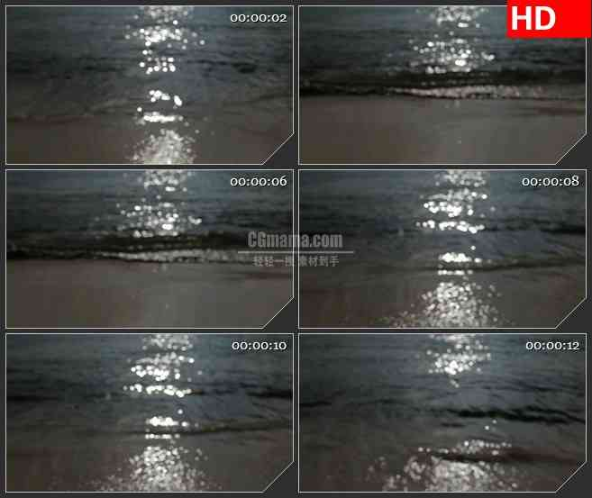 BG4081海面波光光斑闪烁动态背景led大屏背景高清视频素材