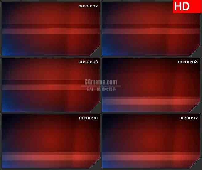 BG4128红色小方格背景墙横条纹光影交错移动动态背景led大屏背景高清视频素材