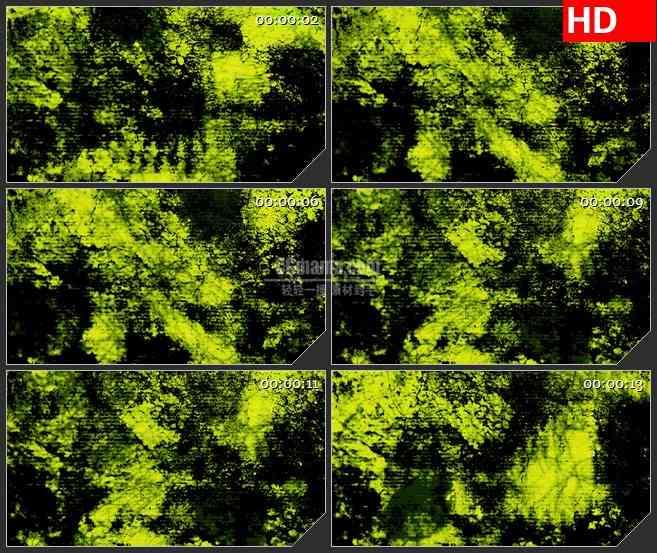 bg4143黄绿色粗糙大理石纹理动态背景led大屏背景高清视频素材