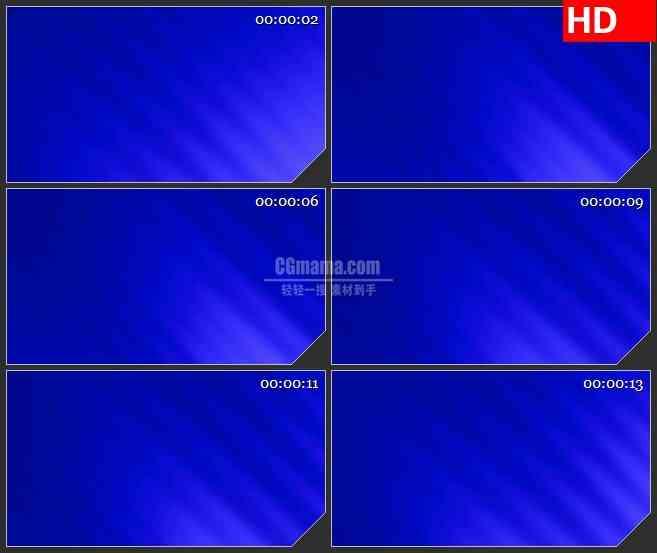 BG4188蓝色波纹荡漾led大屏背景高清视频素材