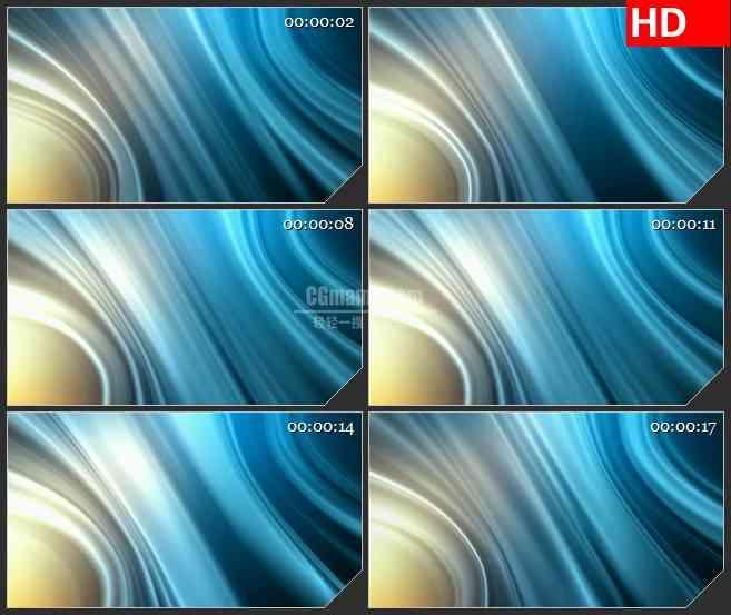 bg4202藍色漸變水波紋動態背景led大屏背景高清視頻素材