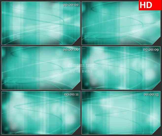 BG4236螺旋绿色背景涡流led大屏背景高清视频素材