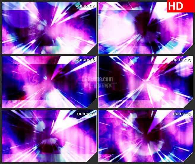 BG4293深空火焰led大屏背景高清视频素材