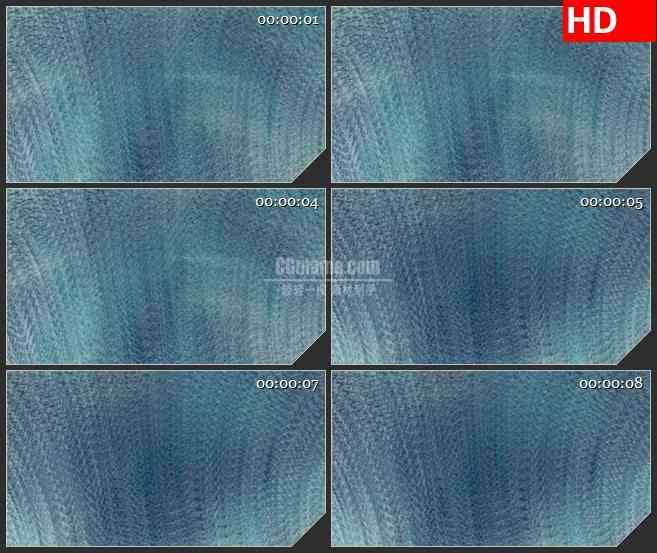 BG4308水蓝色细波纹噪波颤动led大屏背景高清视频素材