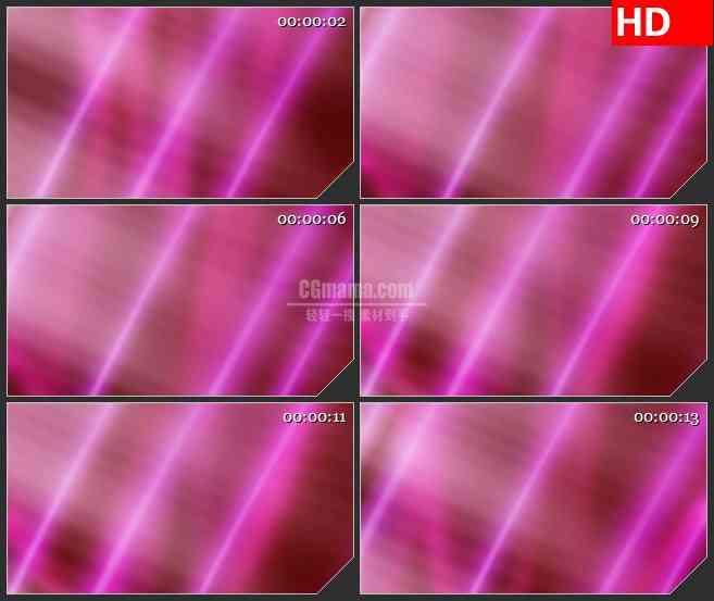 BG4539粉红色波浪光影动态背景led大屏背景高清视频素材
